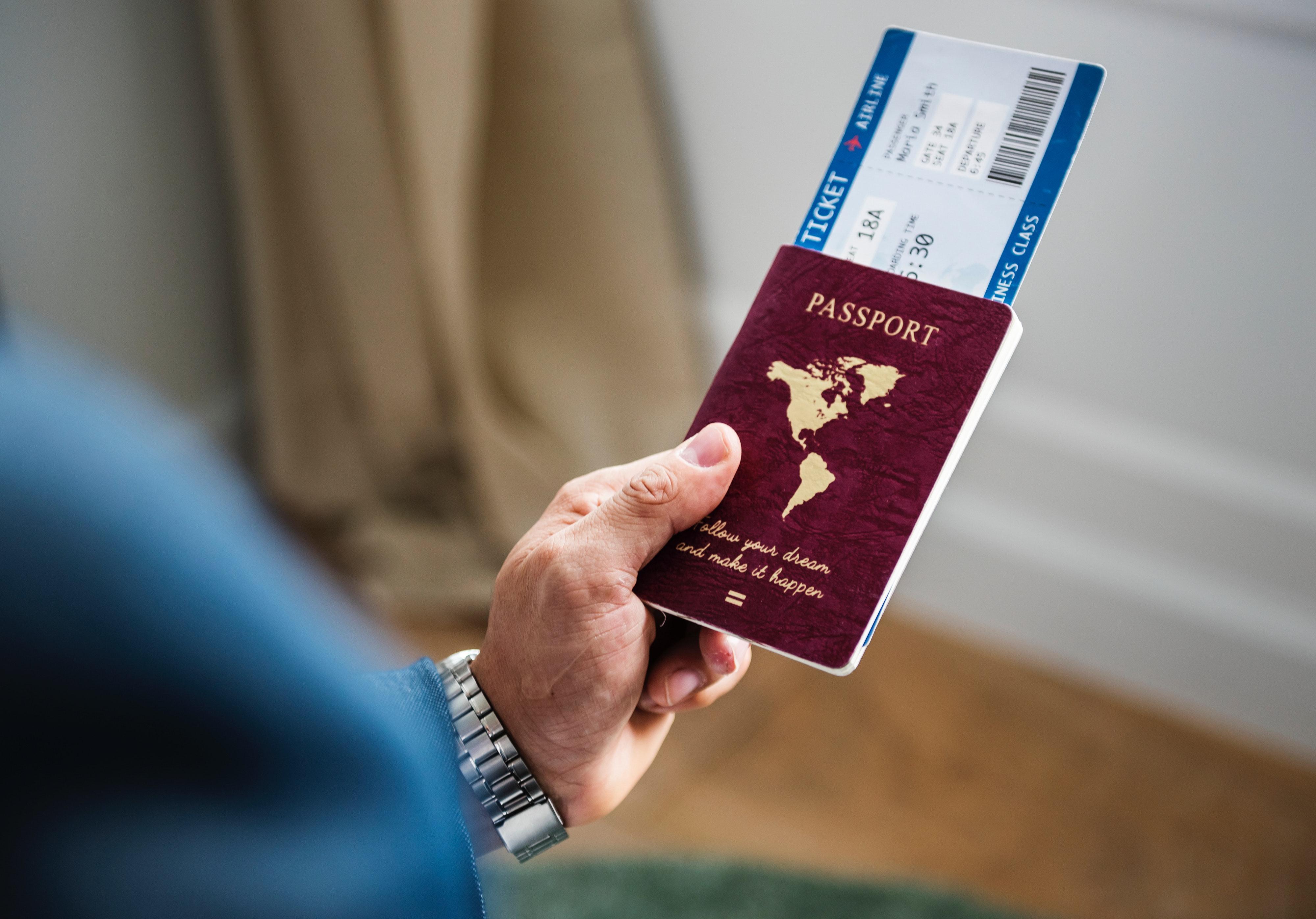 Ticket travel
