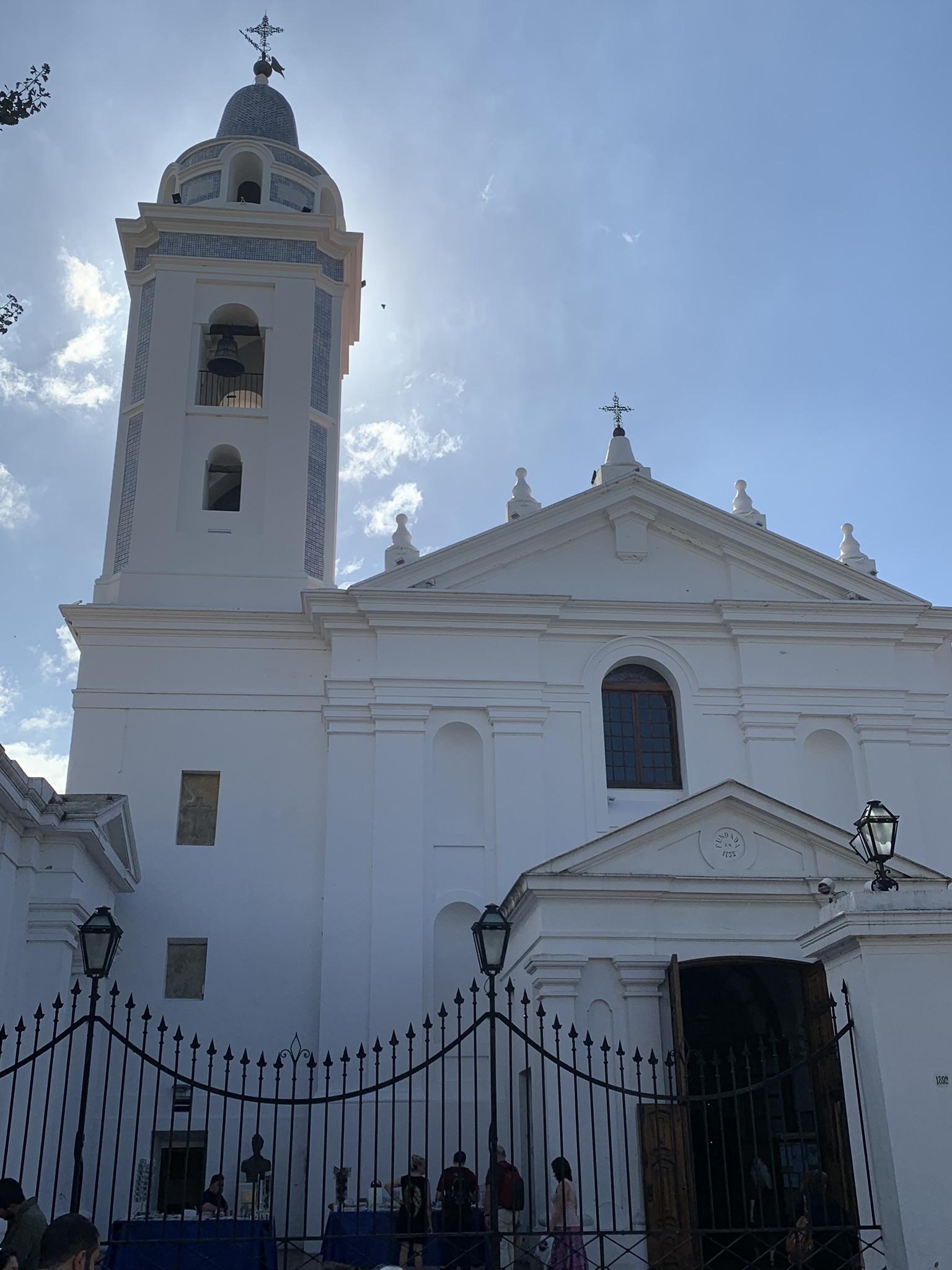 Basílica Nossa Senhora do Pilar - Buenos Aires