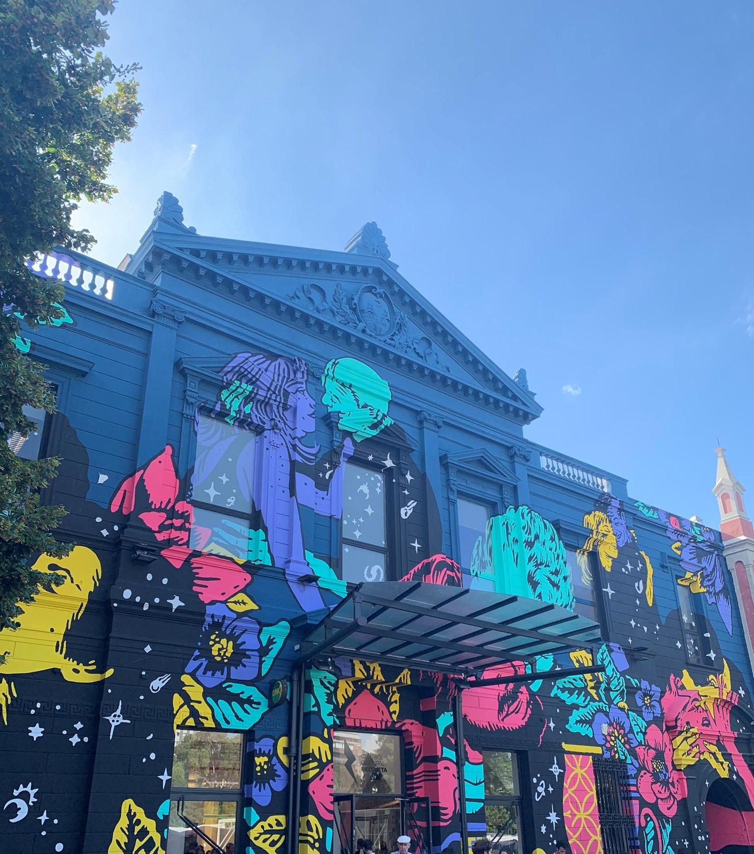 Centro Cultural Recoleta - Buenos Aires