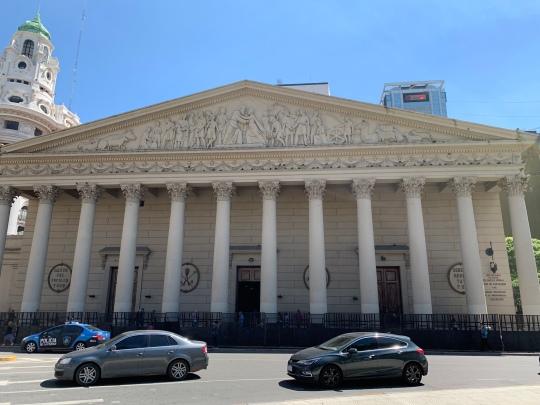 Catedral Metropolina de Buenos Aires