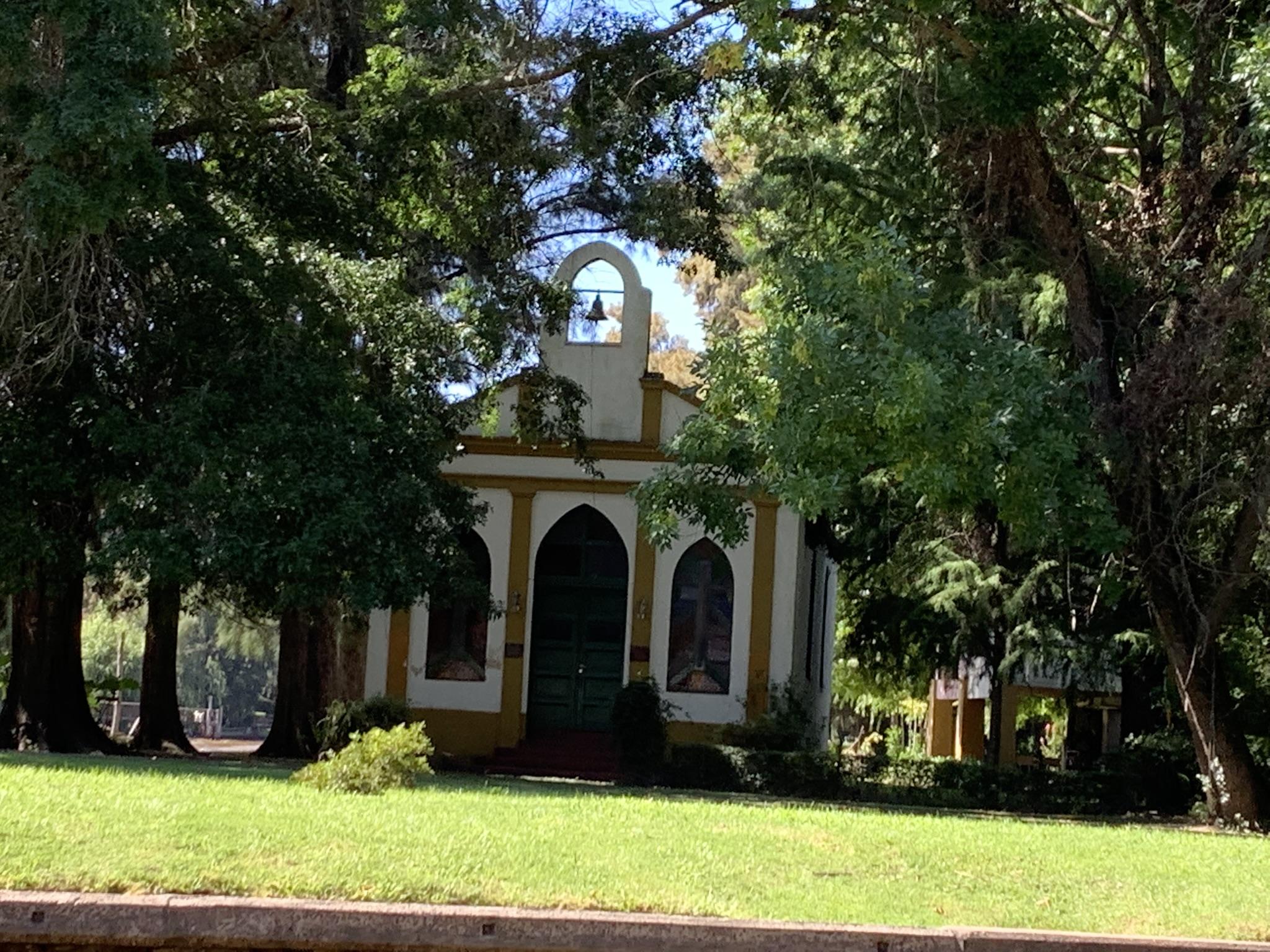 Igreja local no Rio Tigre