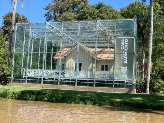 Museu Casa Sarmento - Rio Tigre